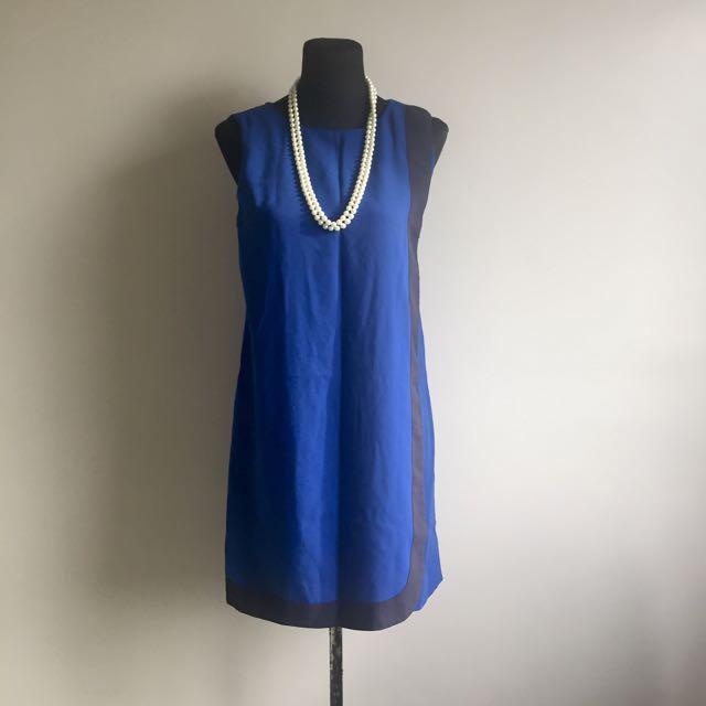 G2000 Blue Dress