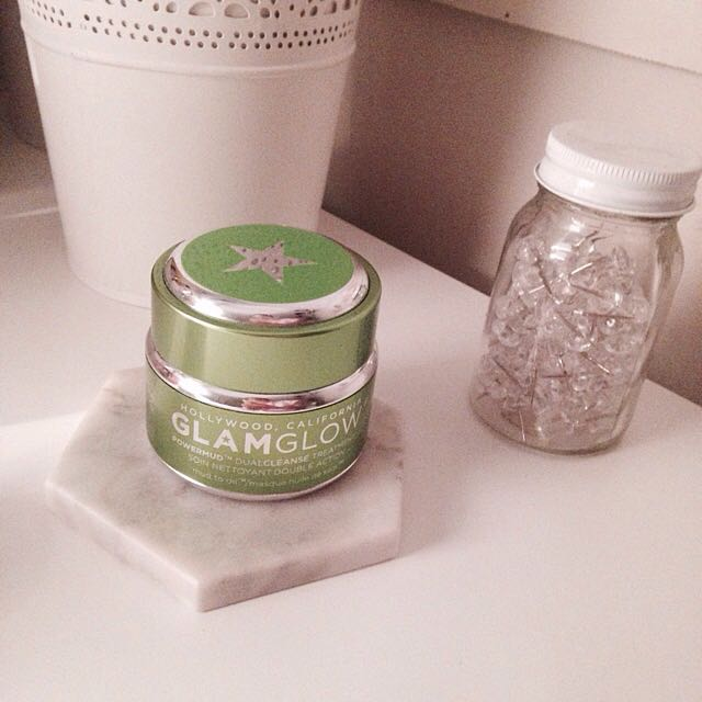 Glam Glow cleansing treatment