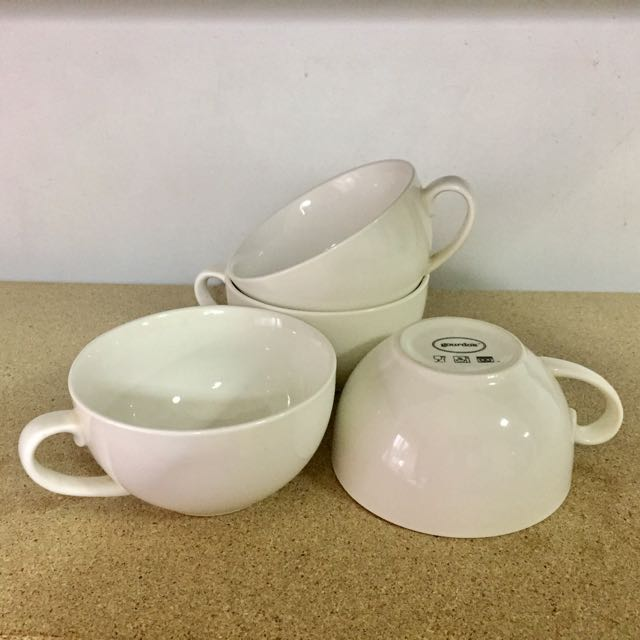 Gourdo's Tea/Coffee Cups (4 pieces)