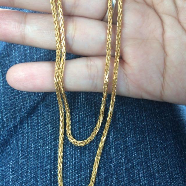 84d8792b4 Habib Jewels 916 Gold, Women's Fashion, Jewellery on Carousell