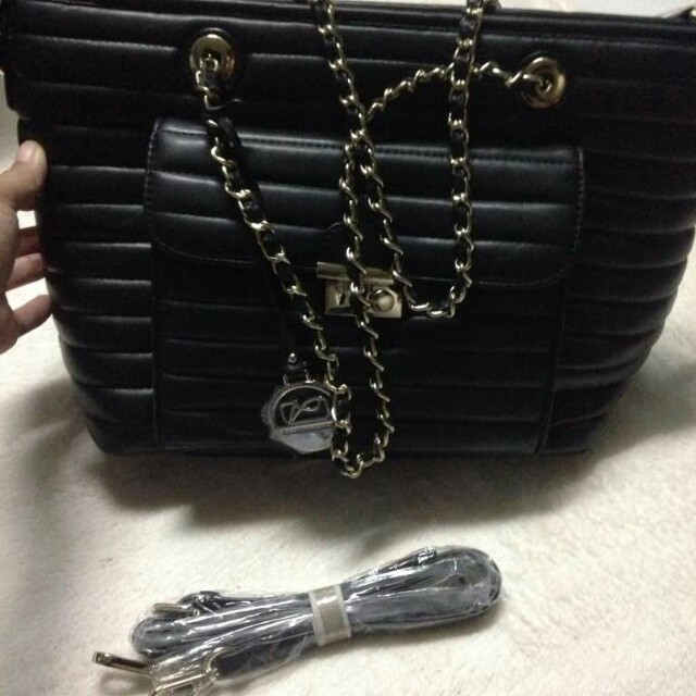 Handbag valentino creation (black)