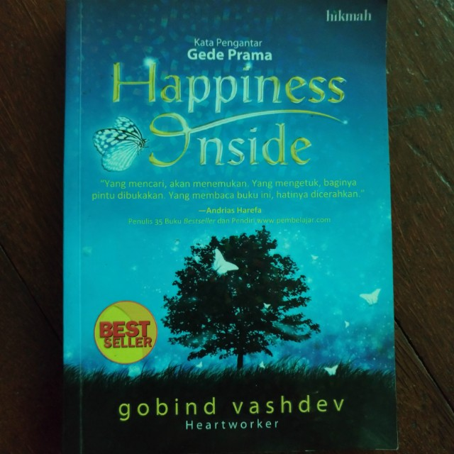 Happiness Inside by Gobind Vashdev