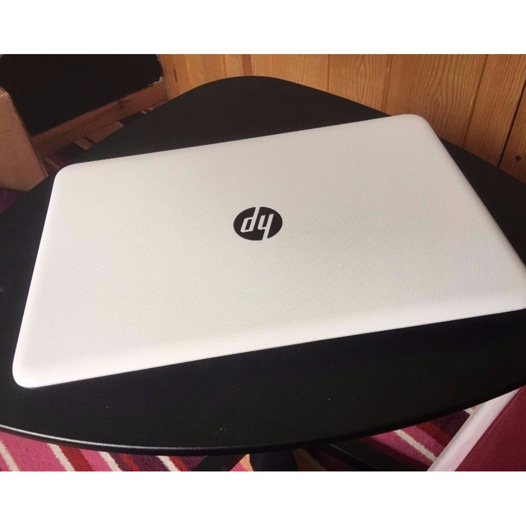 "HP Notebook Laptop 5th Gen 15.6"" Intel Core i5 Quadcore AMD Graphics"