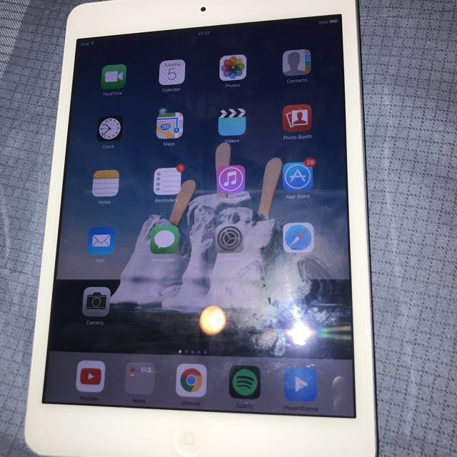 iPad Mini 1, 32GB Wifi full set