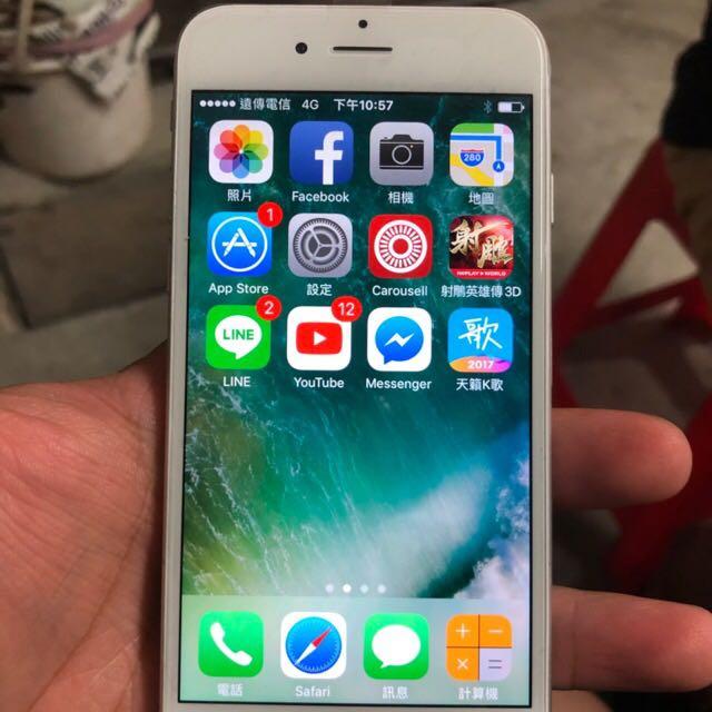 iPhone 6 64G銀色