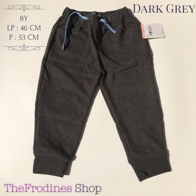 Jogger Oshkosh - Dark Grey