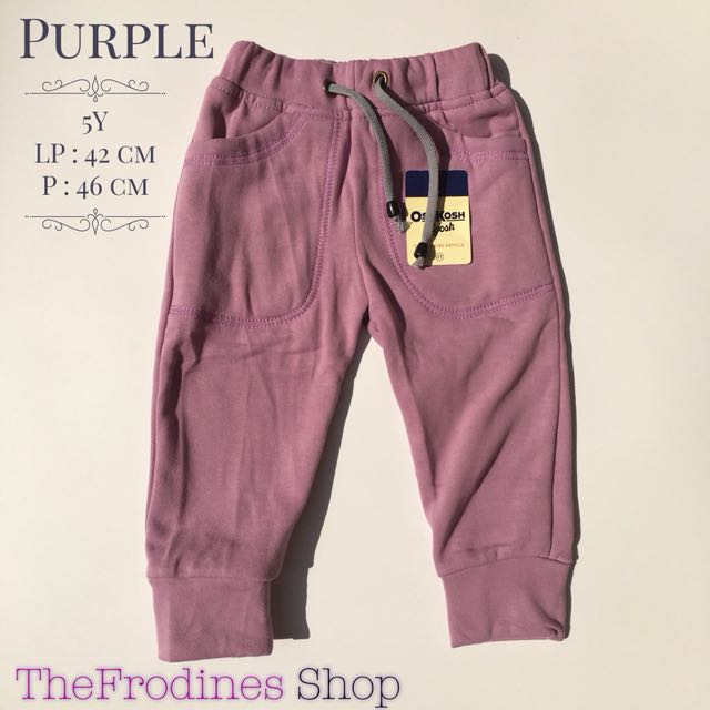 Jogger Oshkosh - Purple