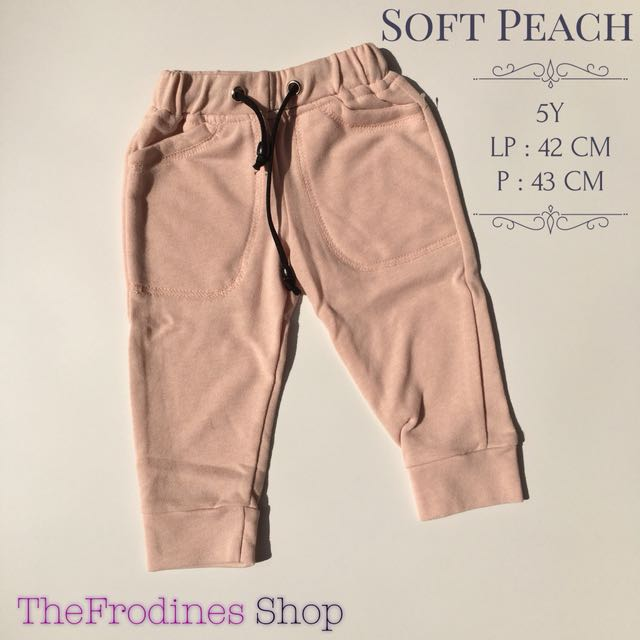 Jogger Oshkosh - Soft Peach