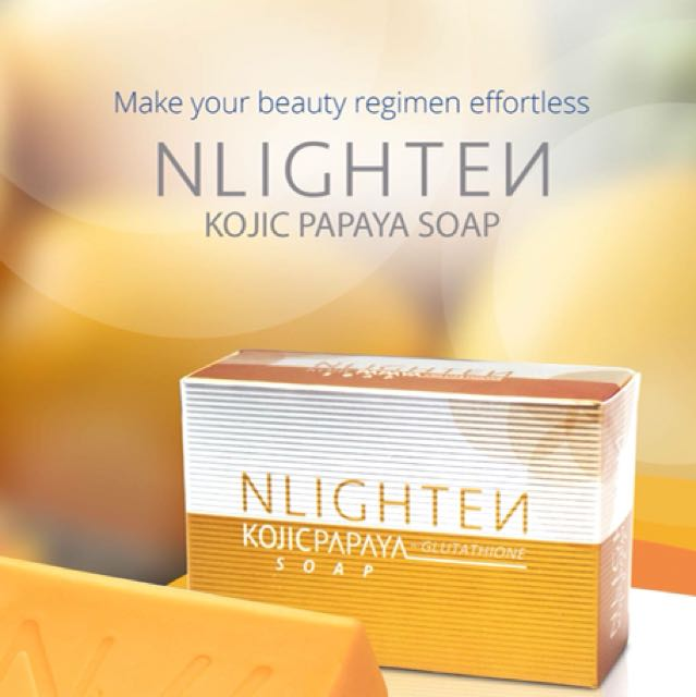 Kojic papaya with glutathione