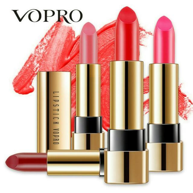 Lipstick Korea VOPRO LUXURY GOLD