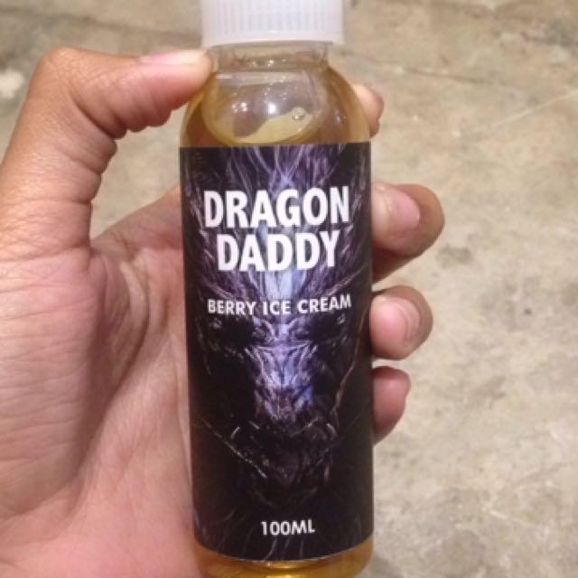 Liquid dragon daddy