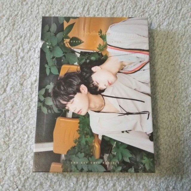 LONGGUO & SHIHYUN - the.the.the [UNSEALED]