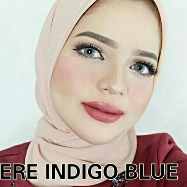 lumiere indigo blue