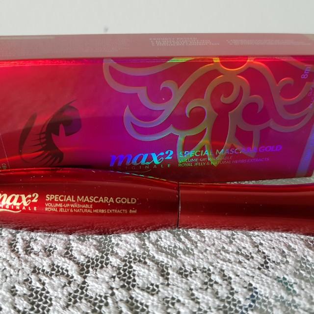Max2 mascara