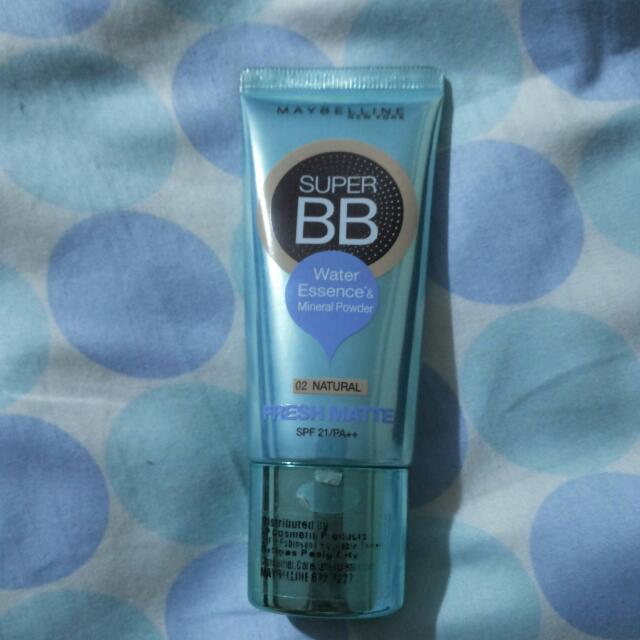 Maybelline BB Cream (Natural)