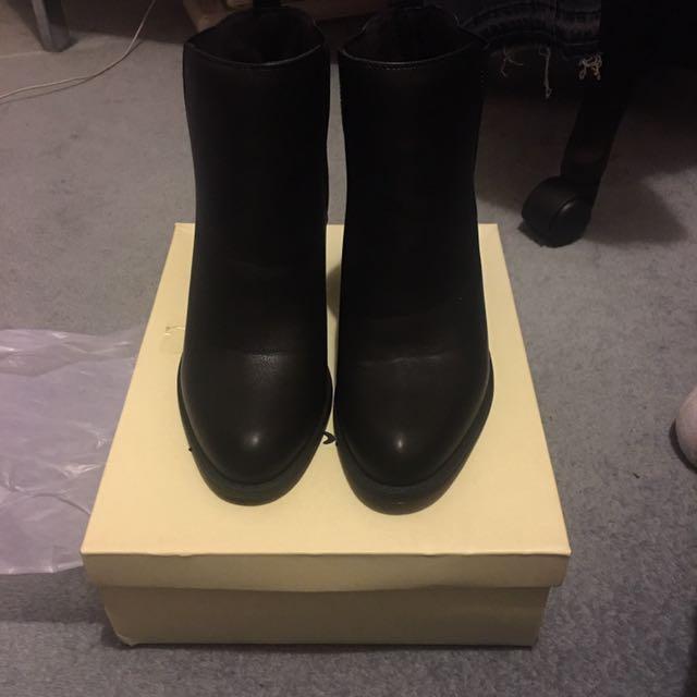 Miss Shop Ankle boots