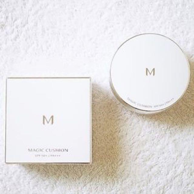 Missha M Magic Cushion #21