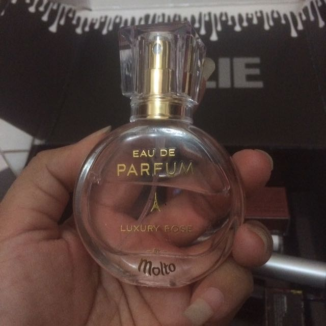 MOLTO Eau de Parfum Luxury Rose