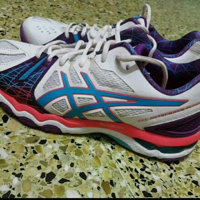 65f02b303d1a Netburner netball shoes (feel free to negotiate)