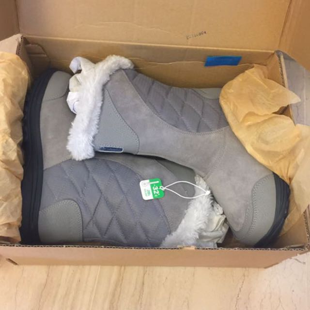 cc736d8f1f5 New Columbia Ice Maiden II Slip Snow Winter Ski Boots Shoes Leather ...