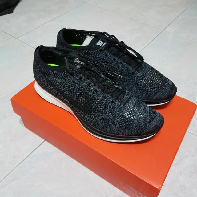 d748d09da016 SALE• Nike Flyknit Racer