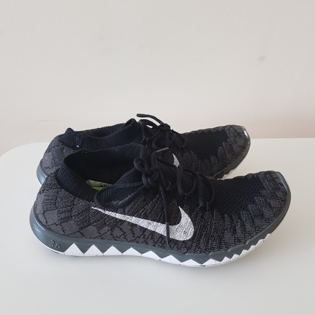 huge selection of 1a8bb 9a346 Nike Free Flyknit 3.0 Womens(US7.5/UK5/EUR38.5/24.5cm)