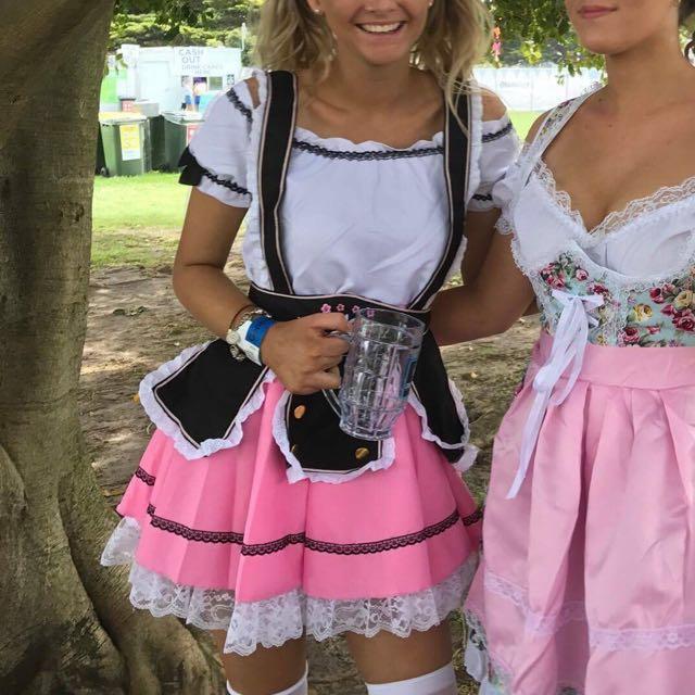 October Fest Costume