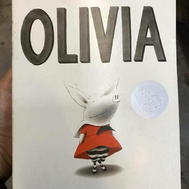 Olivia (boardbook)