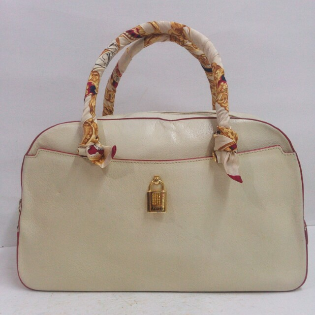 Original Renoir leather handbag