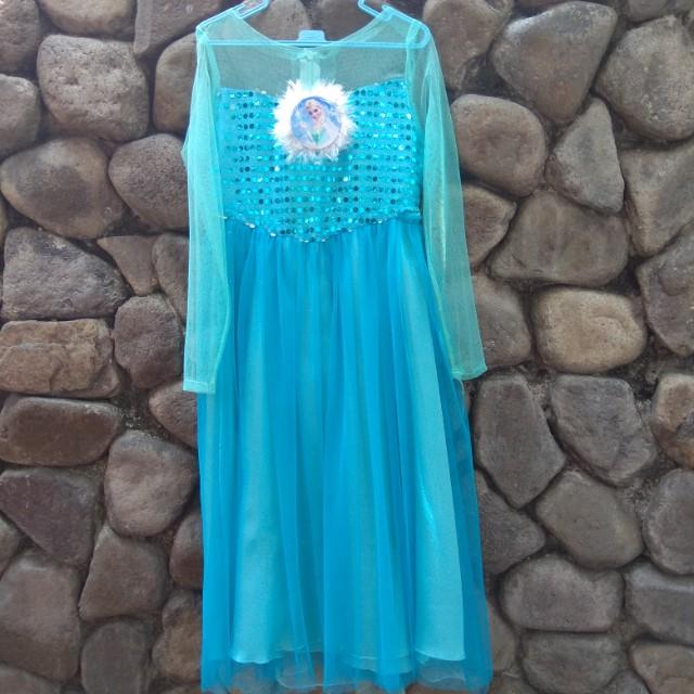 Preloved Dress Elsa