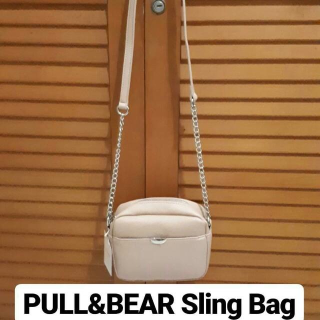 SALE! PULL&BEAR SLING BAG