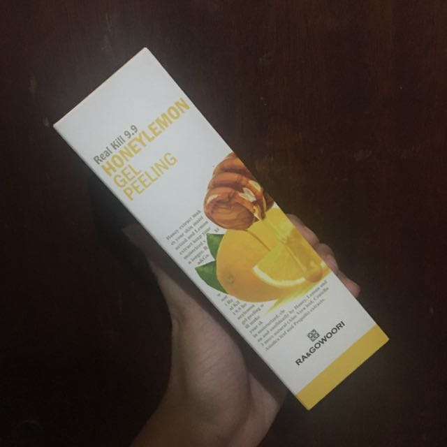 RA&GOWOORI Honey Lemon Peeling Gel