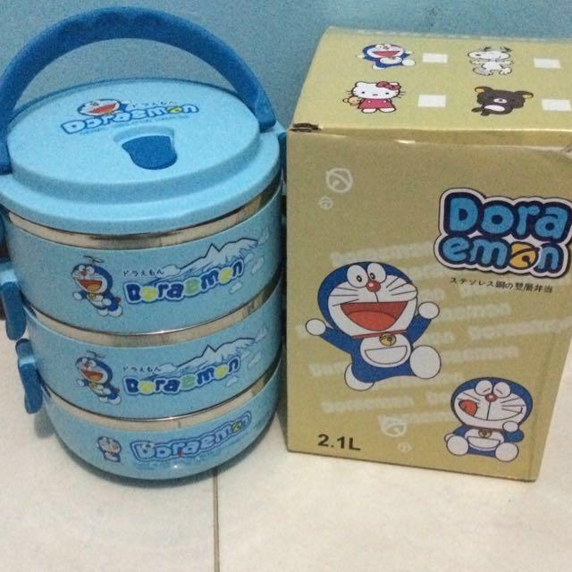 Rantang Doraemon 3 Susun