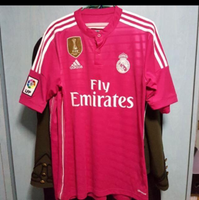 c69da0cbe Real Madrid 2014 2015 Away Kit -  11 Gareth Bale
