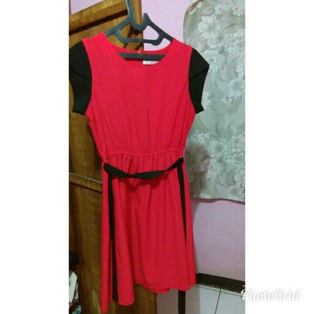 Red Dress From Bangkok