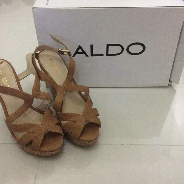 REPRICED Aldo Wedge Size 7