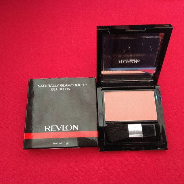 Revlon Blush On Naturally Glam