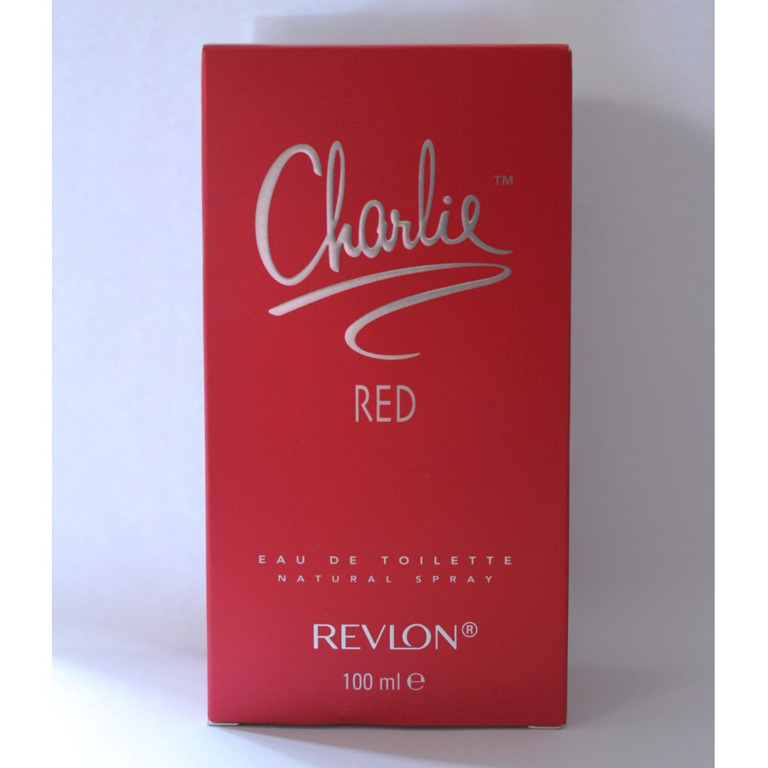 Revlon Charlie Red Woman