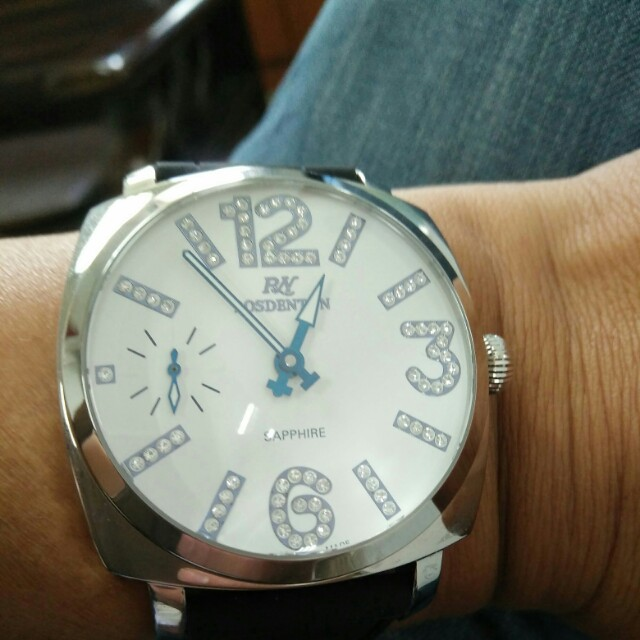 RN 手上鍊機械錶