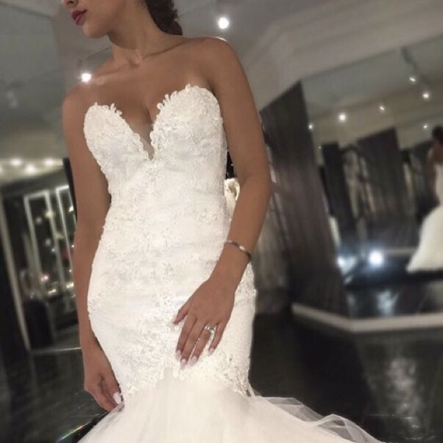 Rose Wedding Gown by Devina Sposa
