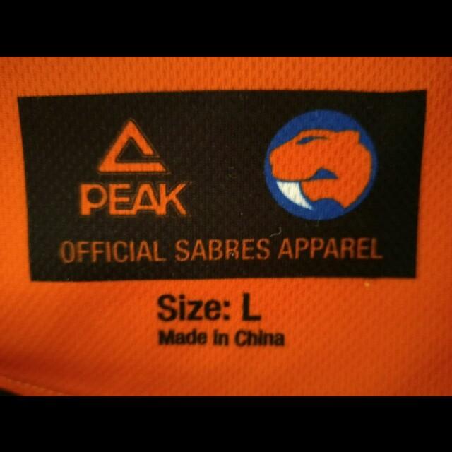 Sabres Basketball Apparel Jersey/Singlet