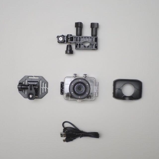 Saingan Gopro Merk 3SIXT HD Sport Camera