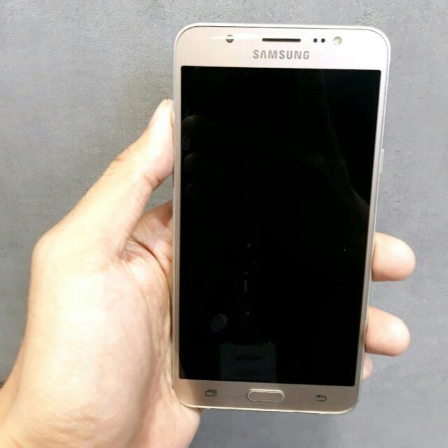 Samsung J7 2016 Gold