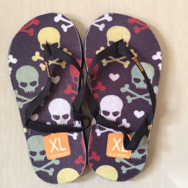 Sandal nubi