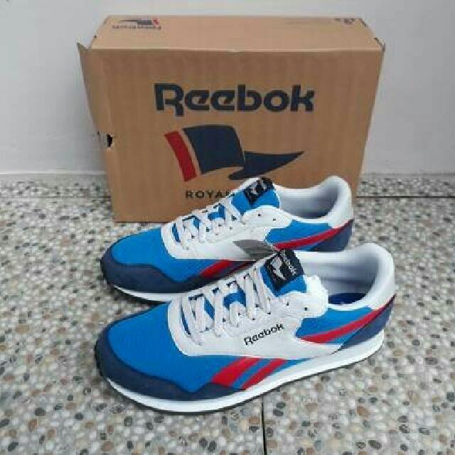 Sepatu Sneakers Cewek Cowok Reebok Original BNIB Tipe Royal Sprint Sku AR2483