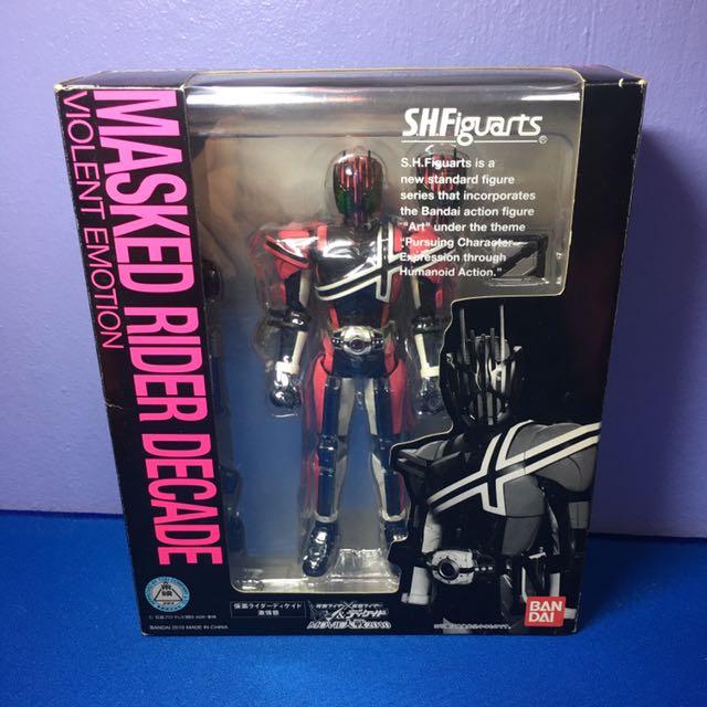 SH Figuarts Kamen Rider - Decade Violent Emotion