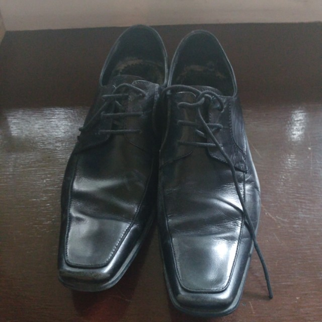 Size 41 leather shoes