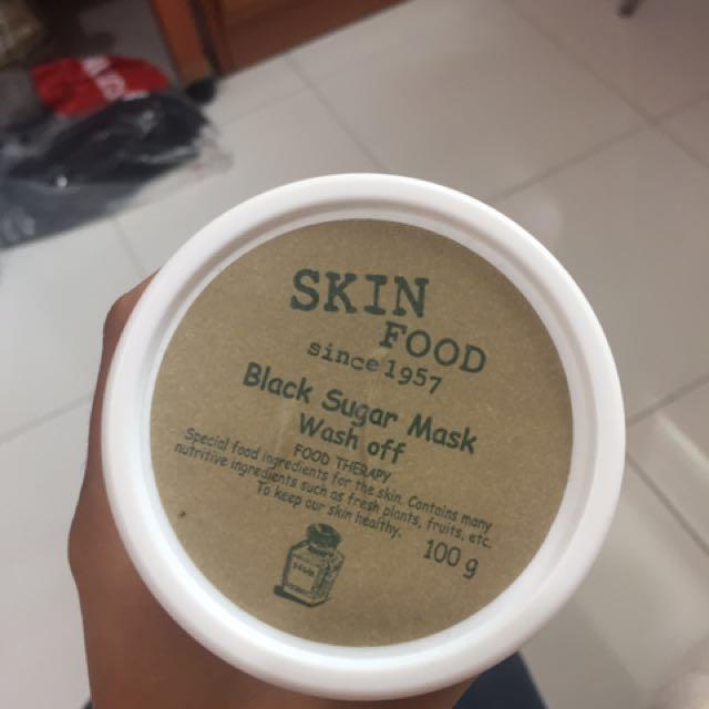 Skin Food Mask