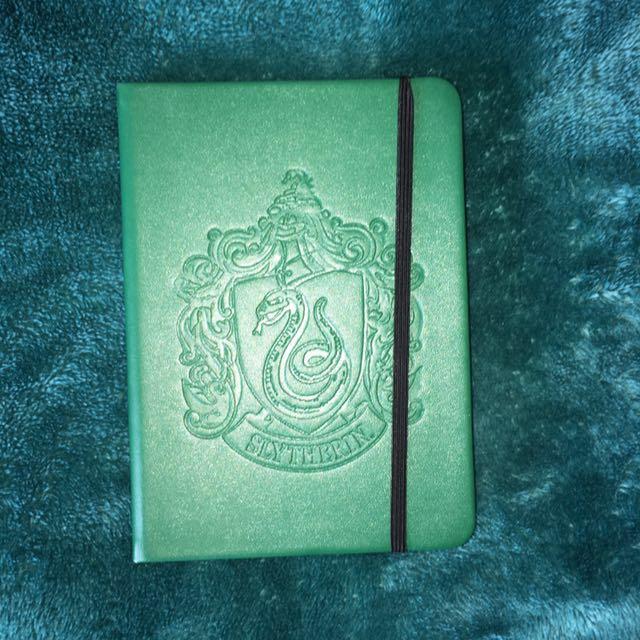 Slytherin Notepad