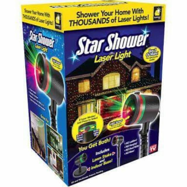 Star Shower SALE